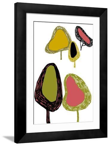 Dell I-Callie Crosby and Rebecca Daw-Framed Art Print