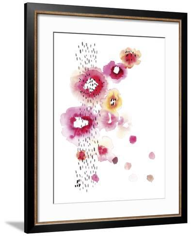 Blush-Kelly Ventura-Framed Art Print