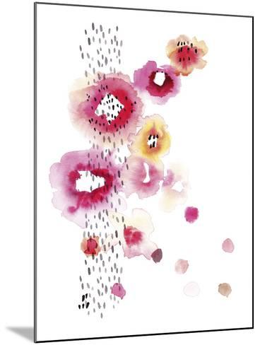 Blush-Kelly Ventura-Mounted Giclee Print