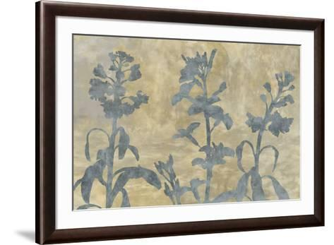 Floral Shadow-Tania Bello-Framed Art Print