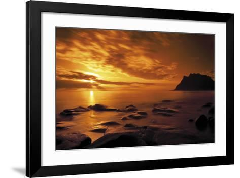 Afterglow-Andreas Stridsberg-Framed Art Print