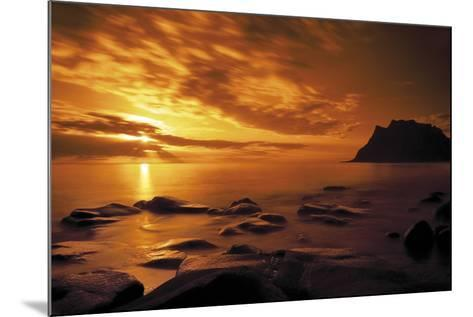 Afterglow-Andreas Stridsberg-Mounted Giclee Print