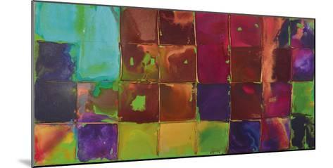 Pixel I-Caroline Ashwood-Mounted Giclee Print