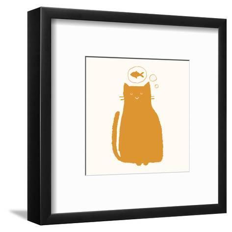 Wishful Thinking III-Kate Mawdsley-Framed Art Print