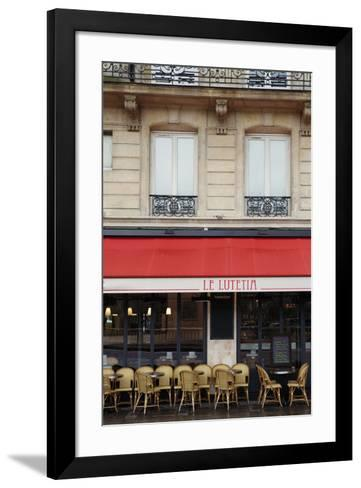 Le Lutetia-Irene Suchocki-Framed Art Print
