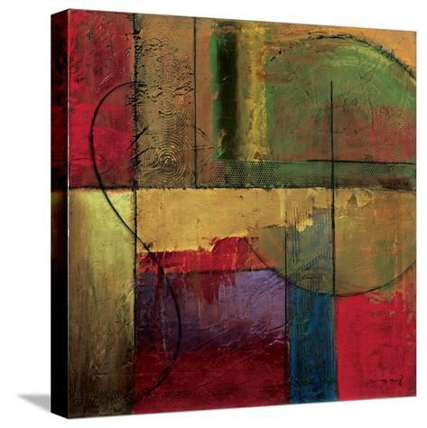Opulent Relief I-Mike Klung-Stretched Canvas Print