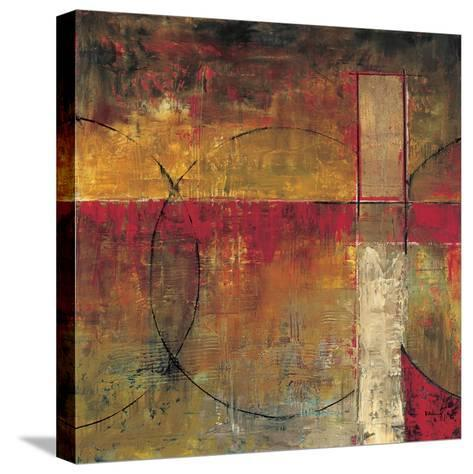 Motion I-Mike Klung-Stretched Canvas Print