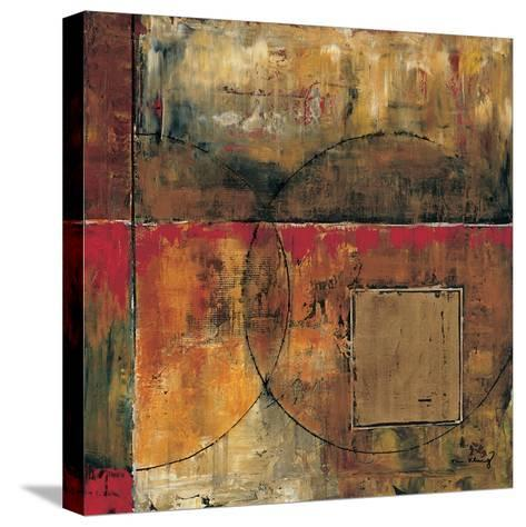 Motion II-Mike Klung-Stretched Canvas Print