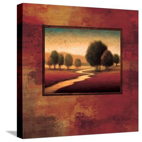 Rejoice I-Gregory Williams-Stretched Canvas Print