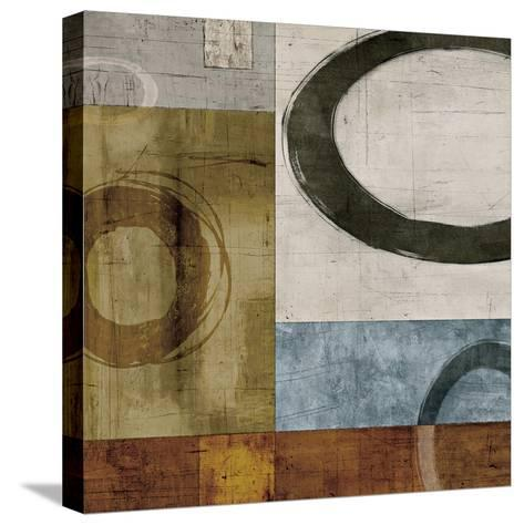 Remix II-Brent Nelson-Stretched Canvas Print