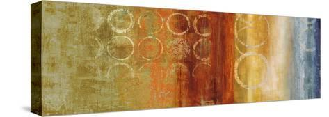 Luxuriate II-Brent Nelson-Stretched Canvas Print