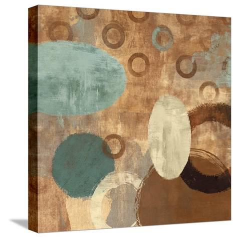 Happy Go Lucky II-Brent Nelson-Stretched Canvas Print
