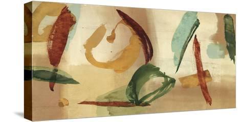 Gestures-Patrick Langham-Stretched Canvas Print
