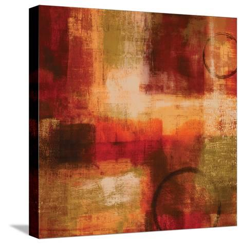 Brave New World I-Brent Nelson-Stretched Canvas Print
