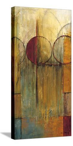 Slender Friends II-Mike Klung-Stretched Canvas Print
