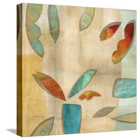 Playful II-Elena Baker-Stretched Canvas Print