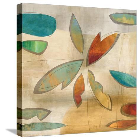 Playful I-Elena Baker-Stretched Canvas Print
