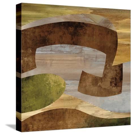 Conjunction I-K^ Baker-Stretched Canvas Print