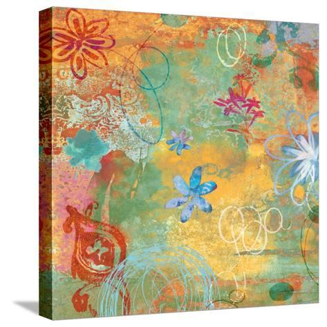 New Utopia II-Emily Dunn-Stretched Canvas Print