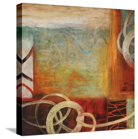Turning Point II-Nick Stevens-Stretched Canvas Print
