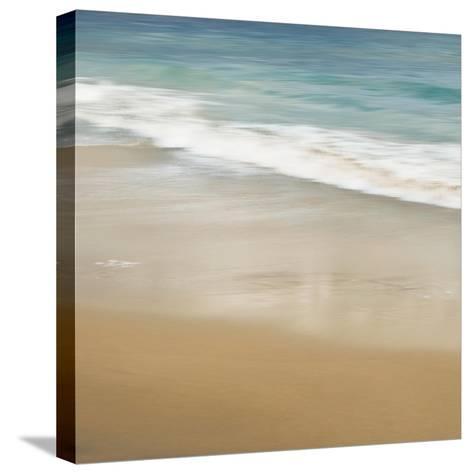 Surf and Sand I-John Seba-Stretched Canvas Print
