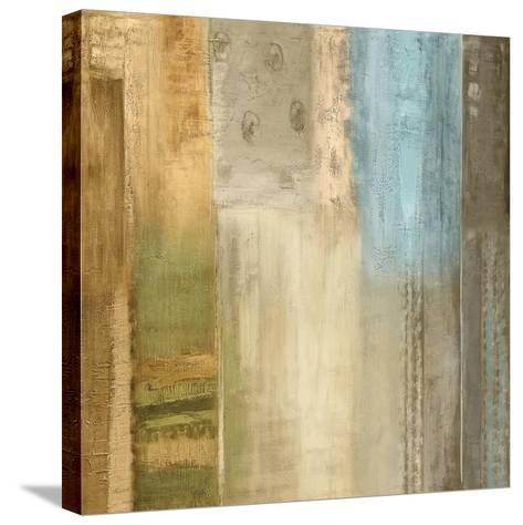 On The Level I-Kurt Morrison-Stretched Canvas Print