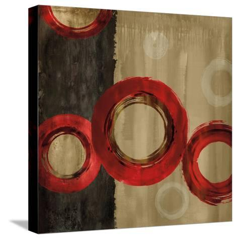On A Roll I-Brent Nelson-Stretched Canvas Print