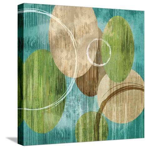 Authentic II-Brent Nelson-Stretched Canvas Print