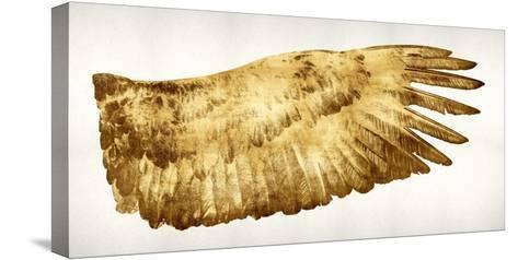Golden Wing II-Kate Bennett-Stretched Canvas Print