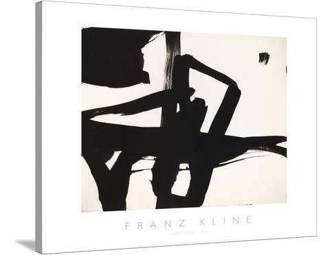 Untitled, 1950-Franz Kline-Stretched Canvas Print