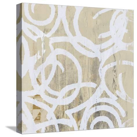 Medley II-Ben James-Stretched Canvas Print