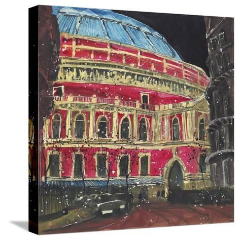 Late Night Performance, Royal Albert Hall, London-Susan Brown-Stretched Canvas Print