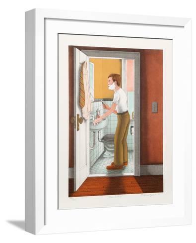 New Blade-Richard Egielski-Framed Art Print