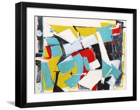 Untitled 5-Jasha Green-Framed Art Print