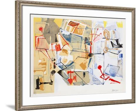 Untitled 7-Jasha Green-Framed Art Print