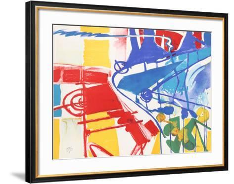 Untitled 3-Jasha Green-Framed Art Print