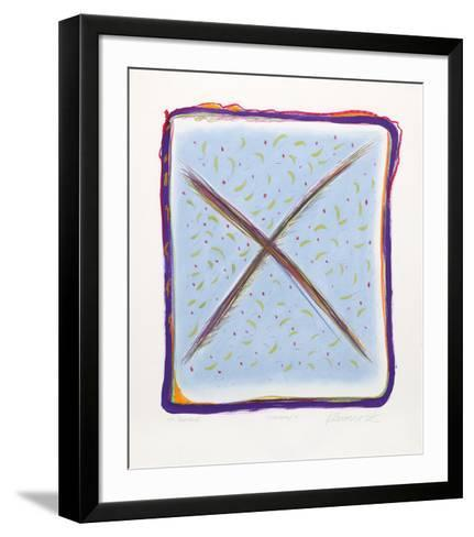 Midway I-D-Sybil Kleinrock-Framed Art Print