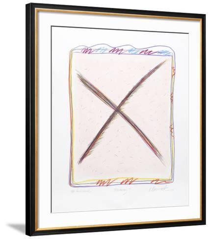 Midway I-i-Sybil Kleinrock-Framed Art Print