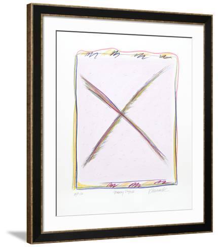 Midway Stage II-E-Sybil Kleinrock-Framed Art Print