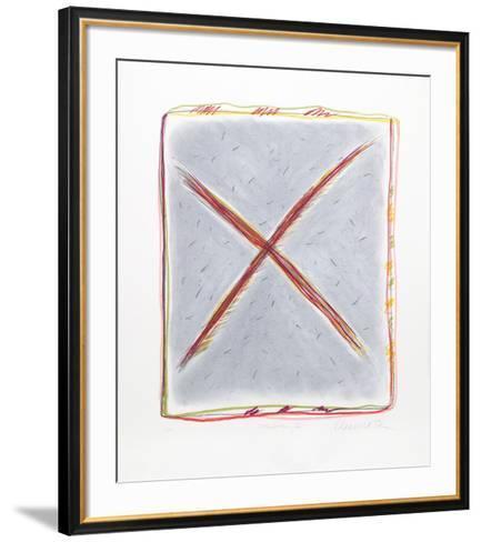 Midway Stage III-B-Sybil Kleinrock-Framed Art Print
