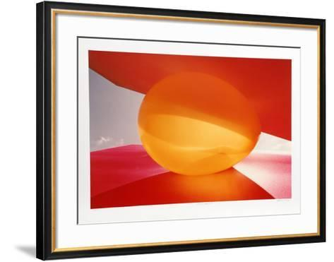 Sunny Side Out-Michael DeCamp-Framed Art Print