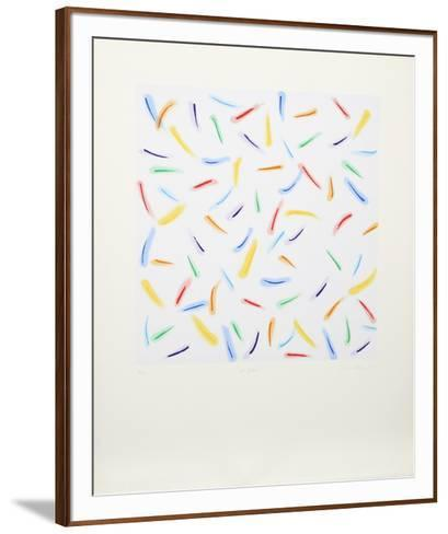 Light Explosion I-Antonio Peticov-Framed Art Print