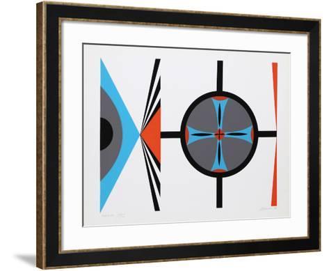Navaho-Dorothy Dehner-Framed Art Print