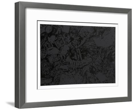 Cracker Jack-Bob Stanley-Framed Art Print