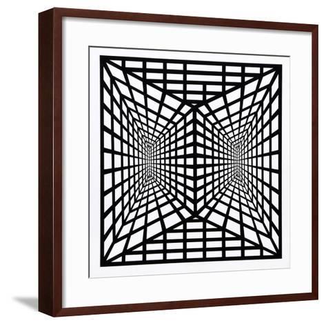 Stereopsis II-Roy Ahlgren-Framed Art Print