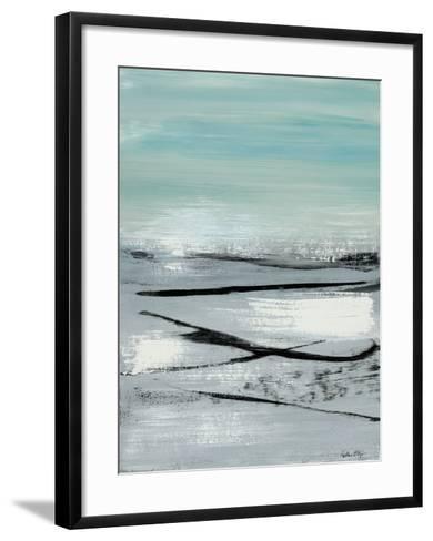 Beach II-Heather Mcalpine-Framed Art Print