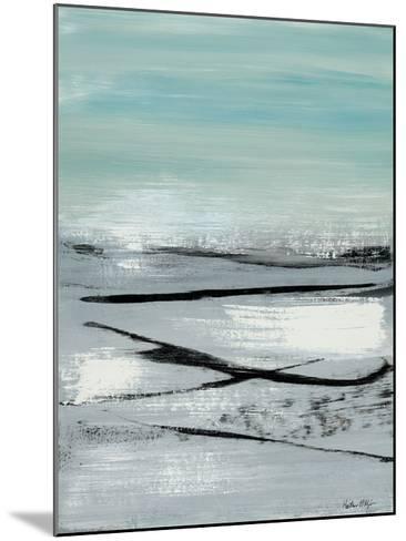Beach II-Heather Mcalpine-Mounted Art Print