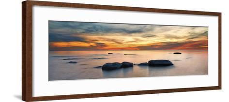 Bit of Heaven-Daniel J^ Bellyk-Framed Art Print