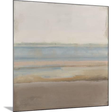 Beach-Maria-Mounted Art Print