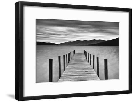 Morning View-Michael Iacobellis-Framed Art Print
